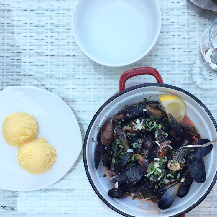 Lunch #mussels