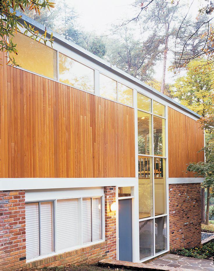 17 best images about split entry on pinterest modern for 70s exterior remodel
