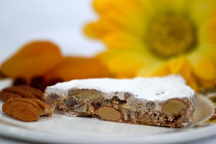 La tradizionale ricetta natalizia del Panforte di Siena