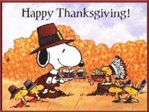 Thanksgiving...my very favorite holiday.  No present or commercialism, just family, friends and food!