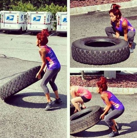 Snooki Workout Routine #Snooki #Fitness