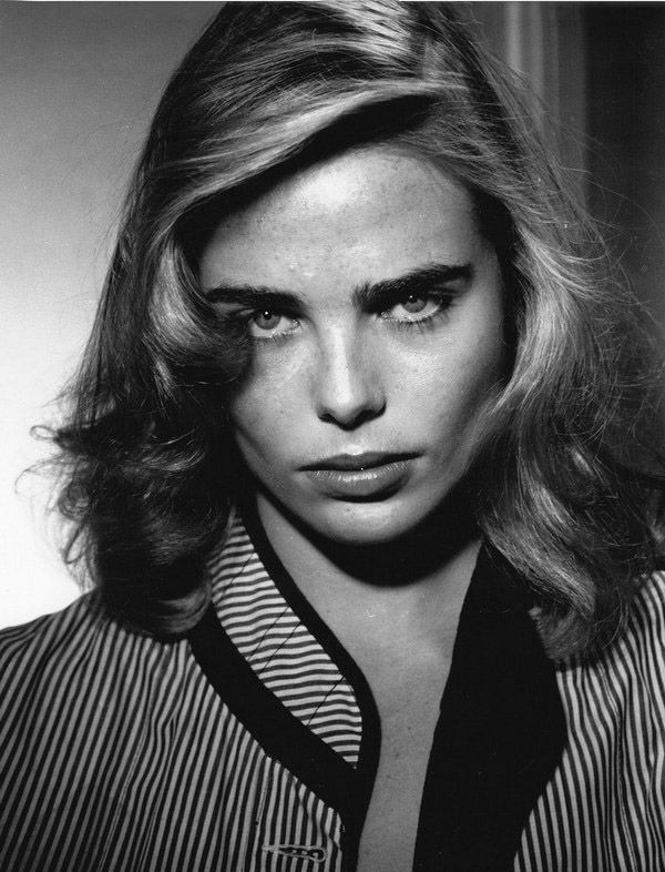 Margaux Hemingway (1954 - 1996)   the older sister of actress Mariel Hemingway and the granddaughter of writer Ernest Hemingway