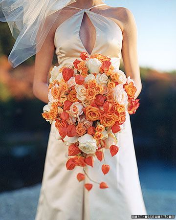 I dig the bouquet!