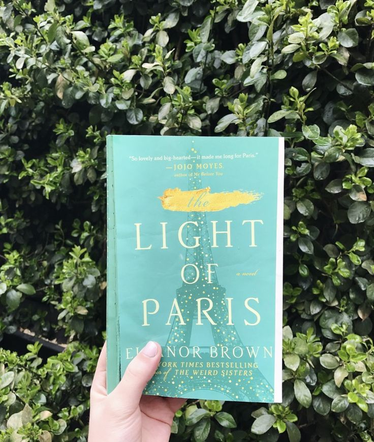 Coming in paperback 4/4, THE LIGHT OF PARIS is the perfect book club read!