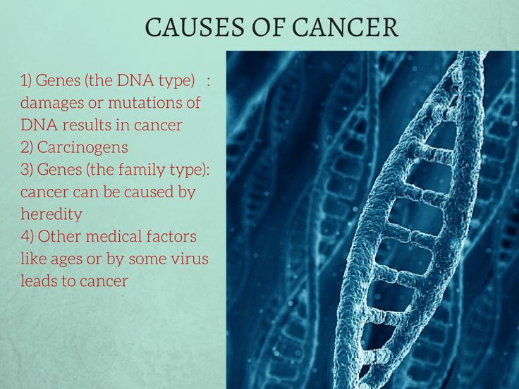 Causes of Cancer 1) Genes (the DNA type)   : damages or mutations of DNA results in cancer 2) Carcinogens: these are cancer causing substance that damage DNA thereby getting cancer 3) Genes (the family type): cancer can be caused by heredity 4) Other medical factors   :may be ages or by some virus  #Cancer #CancerTreatments #Calicut #Kerala #India #Treatments #Chemotherapy