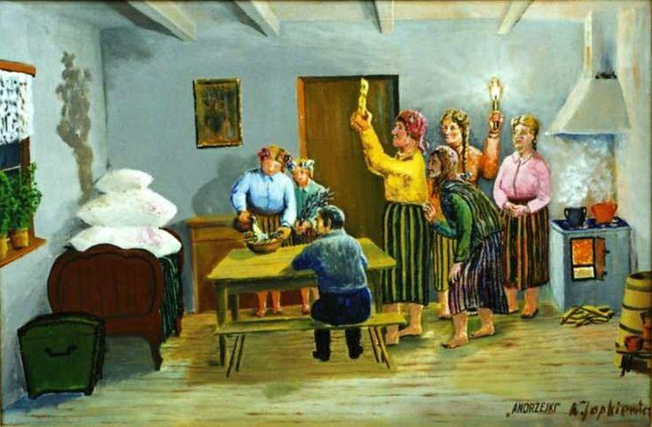 Wigilia świętego Andrzeja