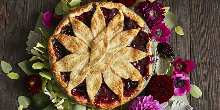 A recipe for Bumbleberry Pie ran in 1990 with a jumble of berries (hence the name) and cherries in the filling. This time around, we used apple to balance the tart cranberries.