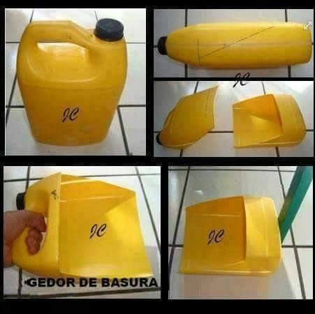Recycling Idea Of Waste Plastic8