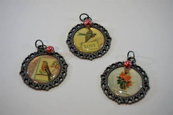 Decorative Pendants https://www.etsy.com/ca/listing/470619188/decorative-pendants
