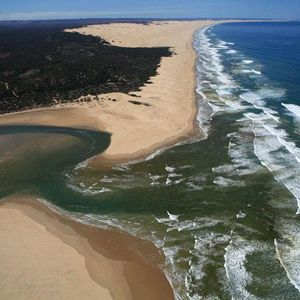 Sundays River mouth, Eastern Cape, South Africa