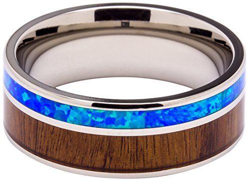 Woodie Specs Rings