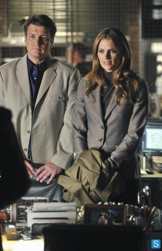 Castle - Episode 5.23 - The Human Factor - Promotional Photos (3)
