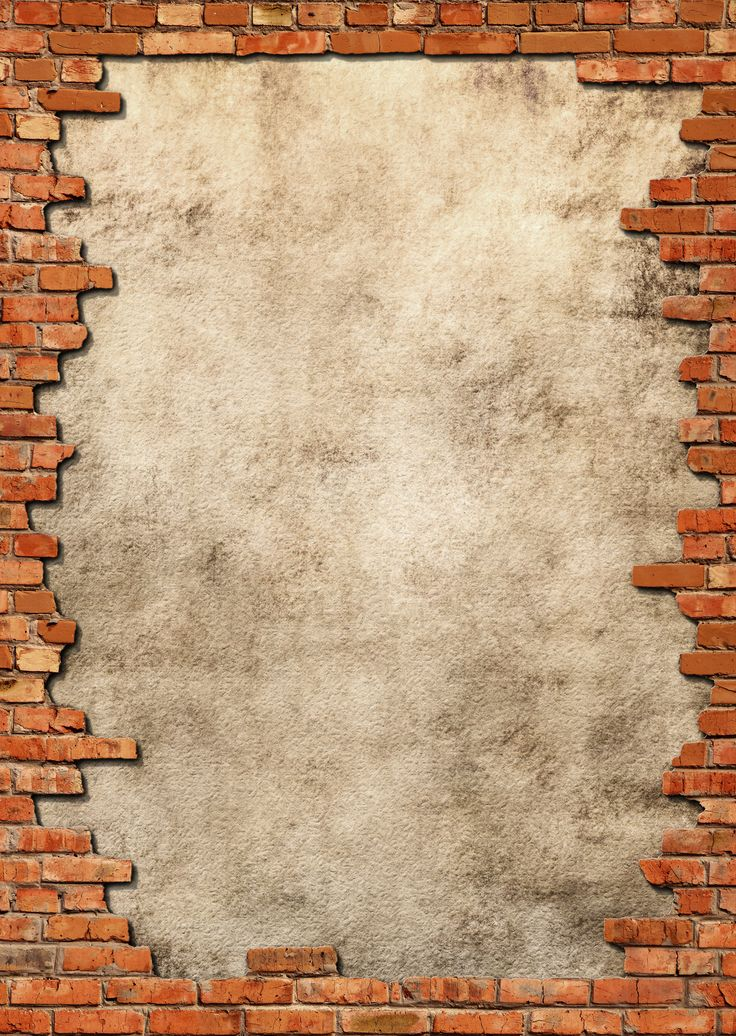 zeď, cihly