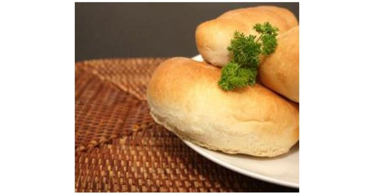 The Bestest Bread Rolls Ever - RC