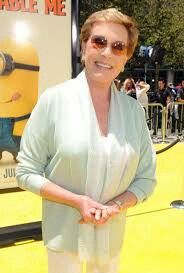 2010 Despicable Me. Julie Andrews dubbing as Gru's mom