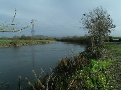 River Severn At Stonebench Gloucestershire http://www.british-waterways.co.uk/river-severn-at-stonebench-gloucestershire/