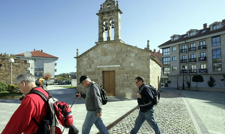 Milladoiro, La Coruña, Camino Portugués
