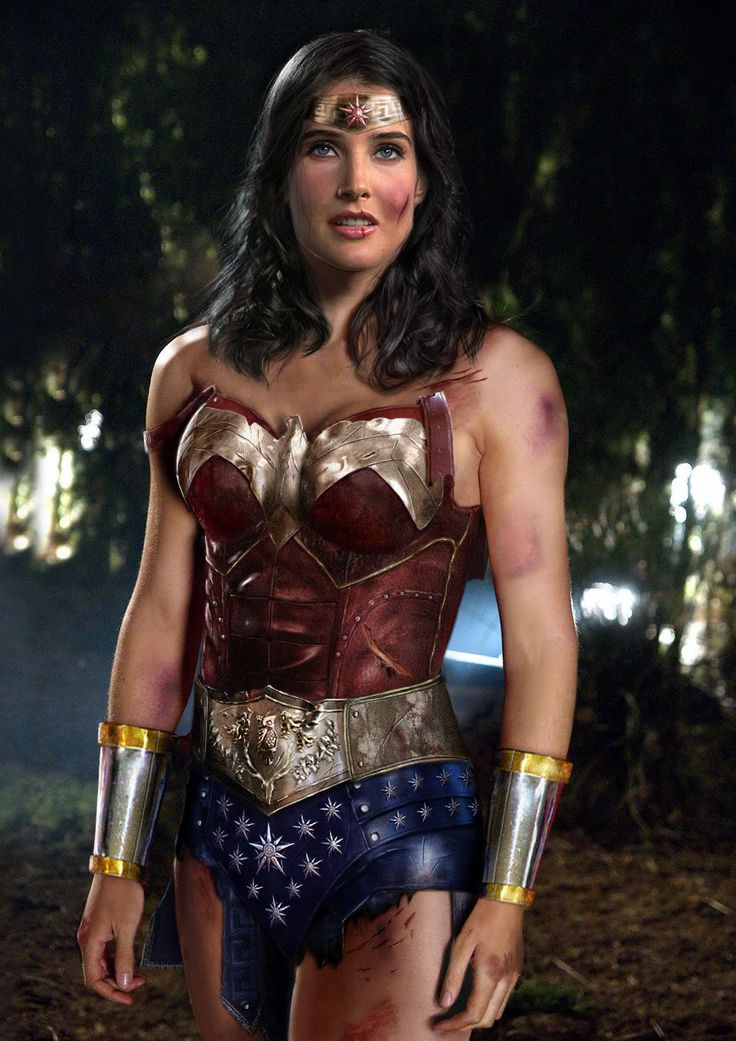 Cobie Smulders Wonder Woman  Found On Heromorph, Which -2600