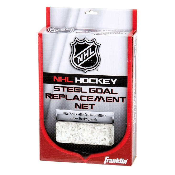 Franklin Sports NHL Street Hockey Goal Replacement Net - 42022