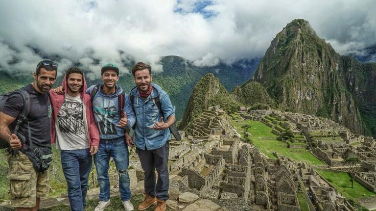 World Party TV Show in Peru,Machu Picchu, Alpha TV, with Sakis Tanimanidis and Georgios Mavridis. Wednesday 27 May 2015, 21:45. If you reaaaally want it...dreams do come true!
