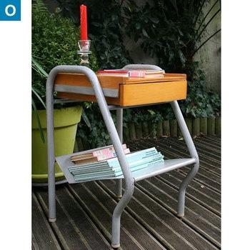chevet dinternat vintage une occasion cote enfantscom - Table De Chevet D Occasion