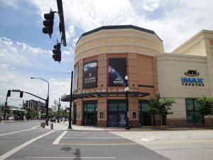 Here's a walking tour of the west side of downtown Salt Lake City. The tour includes the Triad Center, Devereaux House, Energy Solutions Arena, Clark Planetarium, Union Pacific building and Gateway shopping center.: The Clark Planetarium