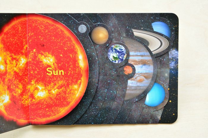 Our Solar System American Museum Of Natural History Board Book At