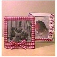 CD Box photo frames