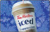 Knockoff recipe for Tim Horton's iced capp. I'm seriously addicted to these things. It's kind of bad.