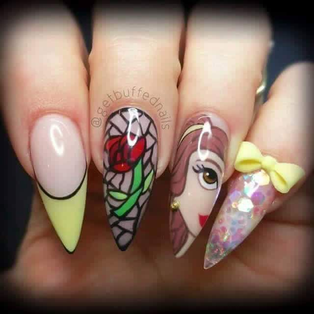 12 best Nails images on Pinterest | Gel nails, Stiletto nails and ...