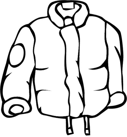 20 best images about winter coloring page on pinterest for Coloring pages of winter coats