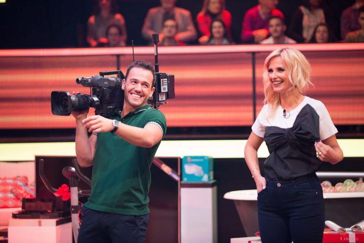 Apanha Se Puderes | TVI | TV show | Cristina Ferreira e Pedro Teixeira