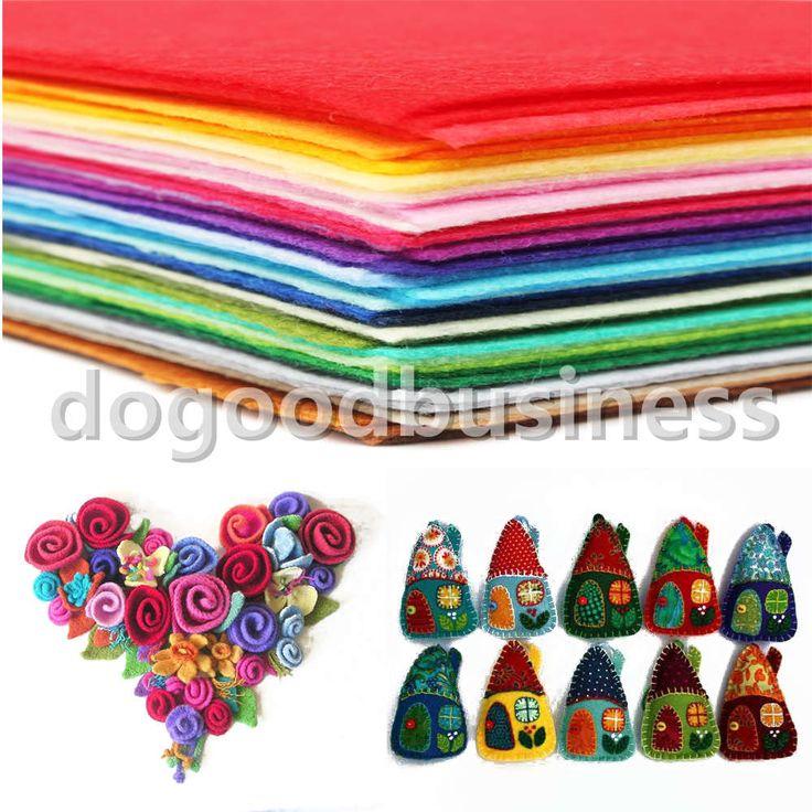 Ucuz 40 adet/paket Gökkuşağı Renk 20 cm * 30 cm Olmayan Dokuma Kumaş Dikiş Bebekler Için 1mm Kalınlığı Polyester Keçe El sanatları Ev Dekorasyon Desen, Satın Kalite tekstil ve kumaş el sanatları doğrudan Çin Tedarikçilerden:  ...40 adet/pack gökkuşağı renkli 20cm*30cm dokuma olmayan kumaş 1mm kalınlığında polyester keçe dikiş bebek el sa