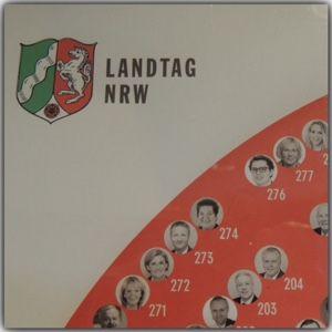 Gretas Lebenslust : Der Landtag NRW in Düsseldorf