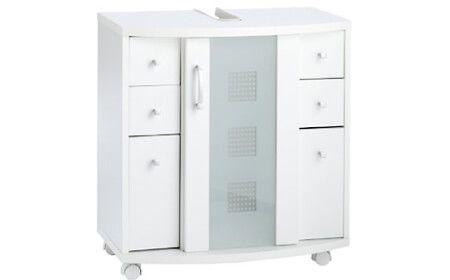 Posseik Waschtischunterschrank - Modell Nizza mit Schubladen › http://www.waschbeckenunterschrank-test.com/posseik-5418-76-waschtischunterschrank/