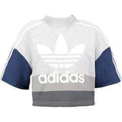 adidas Originals Bluza collegiate navy/light grey heather/white