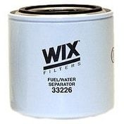 WIX Filters - 33226 Heavy Duty Spin On Fuel Water Separator,