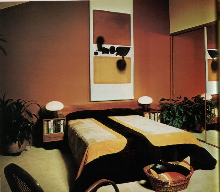 70s bedroom my 70s home pinterest for 70 s bathroom decor