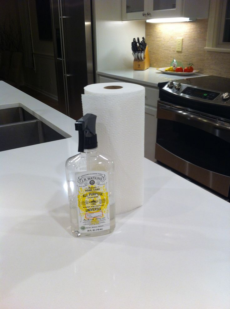 Cleaning Quartz Counterops How to Clean Quartz (With