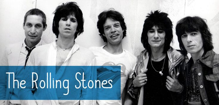 The Rolling Stones | T-shirt News
