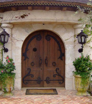 Divine doorways