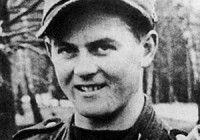 Matthäus Hetzenauer - Austrian sniper with 345 confirmed kills vs Soviets