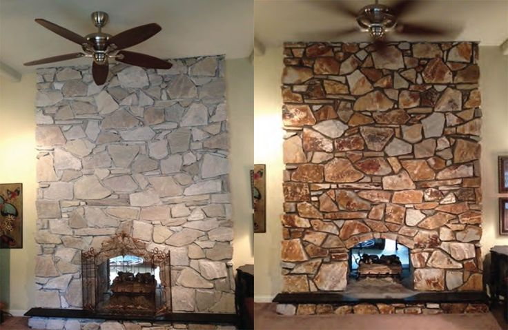 Best 10 Painted Stone Fireplace Ideas On Pinterest Painted Rock Fireplaces White Stone