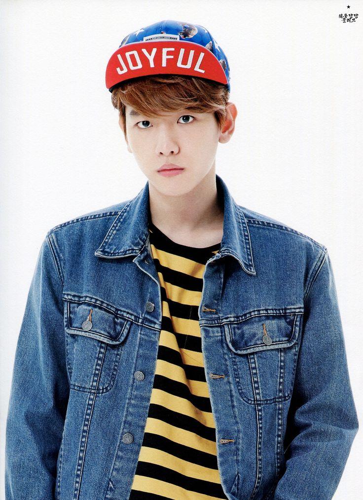 BAEKHYUN ♡ #EXO // SMTOWN GOODS