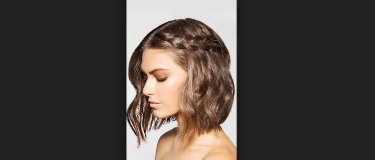 Yapılması kolay 5 dakikalık kısa saç modelleri