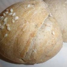 Herby bread rolls