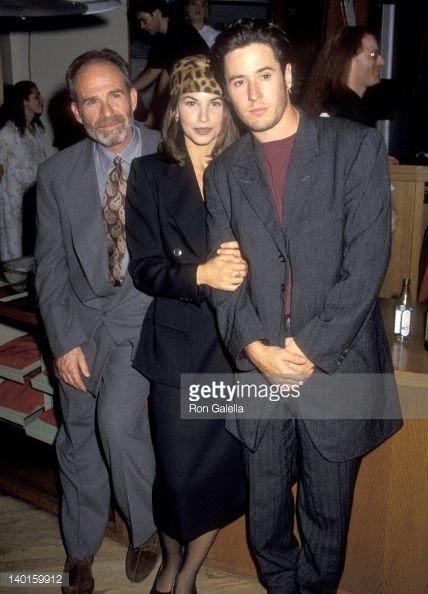 News Photo : Ron Rifkin, Gina Gershon, and Rob Morrow at the...