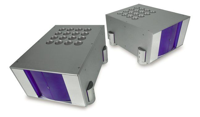 The Hovland STRATOS Mono-Bloc Amplifiers