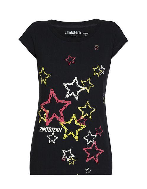 tswStarsAndChains | Bike | Spring / Summer Collection 2014 | www.zimtstern.com | #zimtstern #spring #summer #collection #bike Shirt #lifestyle #street #wear #graphic #clothing #apparel #fabric #organic #cotton #textile