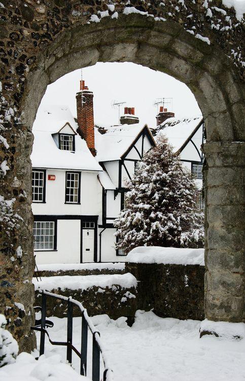 Canterbury ~ ENGLAND.